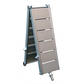 Gangway model Classic folding and 2x folding 3m