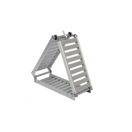 Gangway New Mini 2x folding 2m