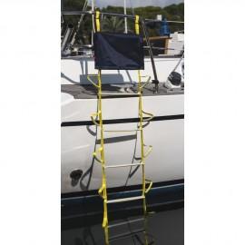 Emergency Boarding and Swim Ladder